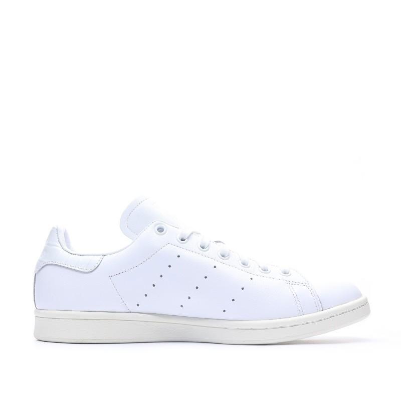 Stan Smith baskets blanche homme Adidas pas cher   Espace des Marques