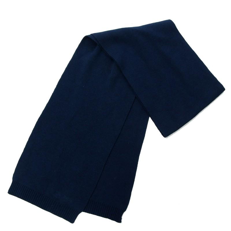 Écharpe bleue mixte Le Coq Sportif pas cher
