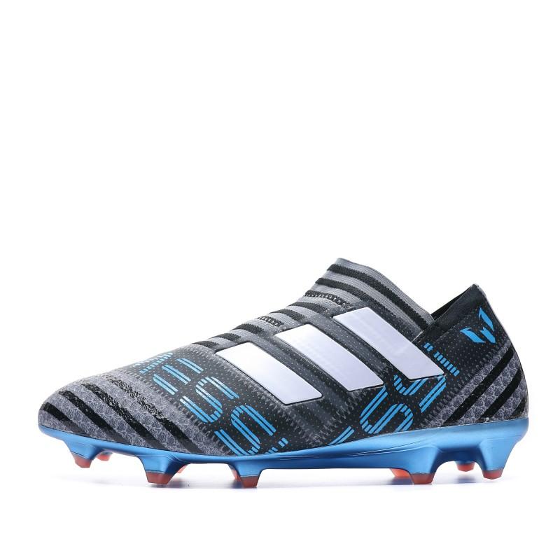 Nemeziz Messi 17+ Chaussures de foot gris Adidas | Espace des Marques