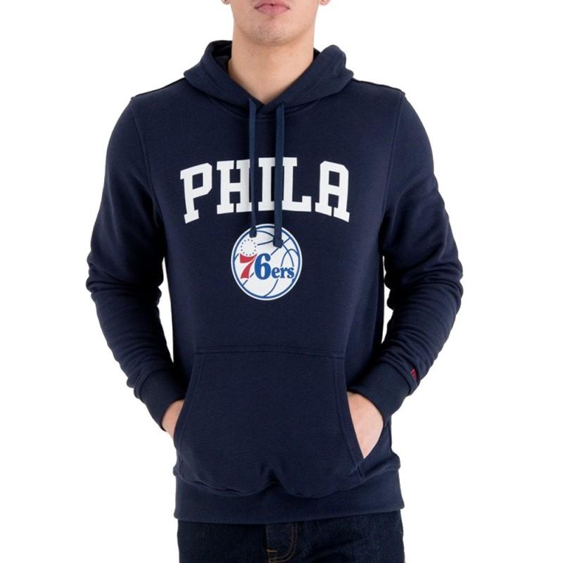 New Era Philadelphia 76ers Sweat /à Capuche Homme