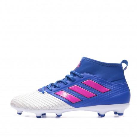 Achat Chaussures de foot bleu homme adidas pas cher | Espace des Marques