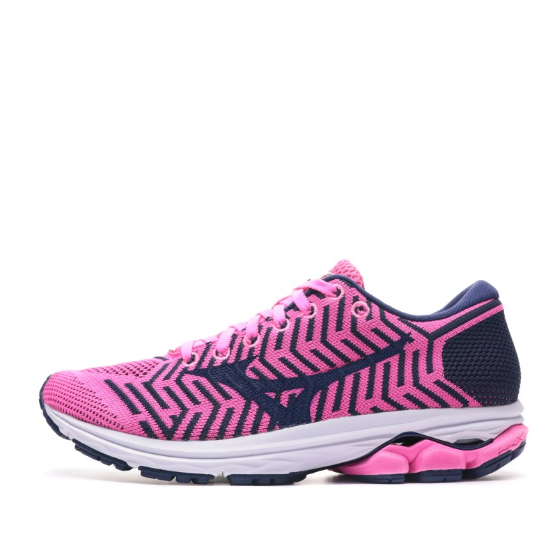OUTLET Mizuno Wave Knit Chaussures running femme | Espace des Marques