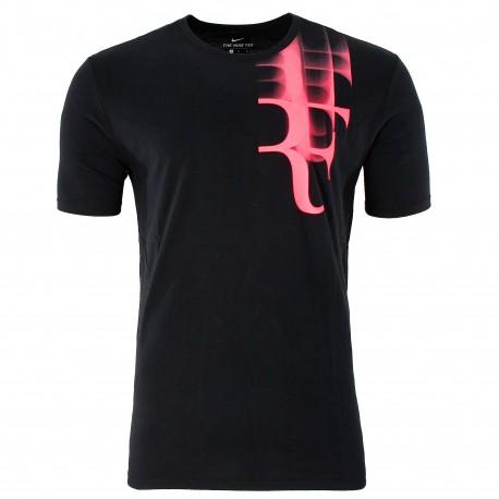 T shirt blanc homme Roger Federer Nike pas cher | Espace des
