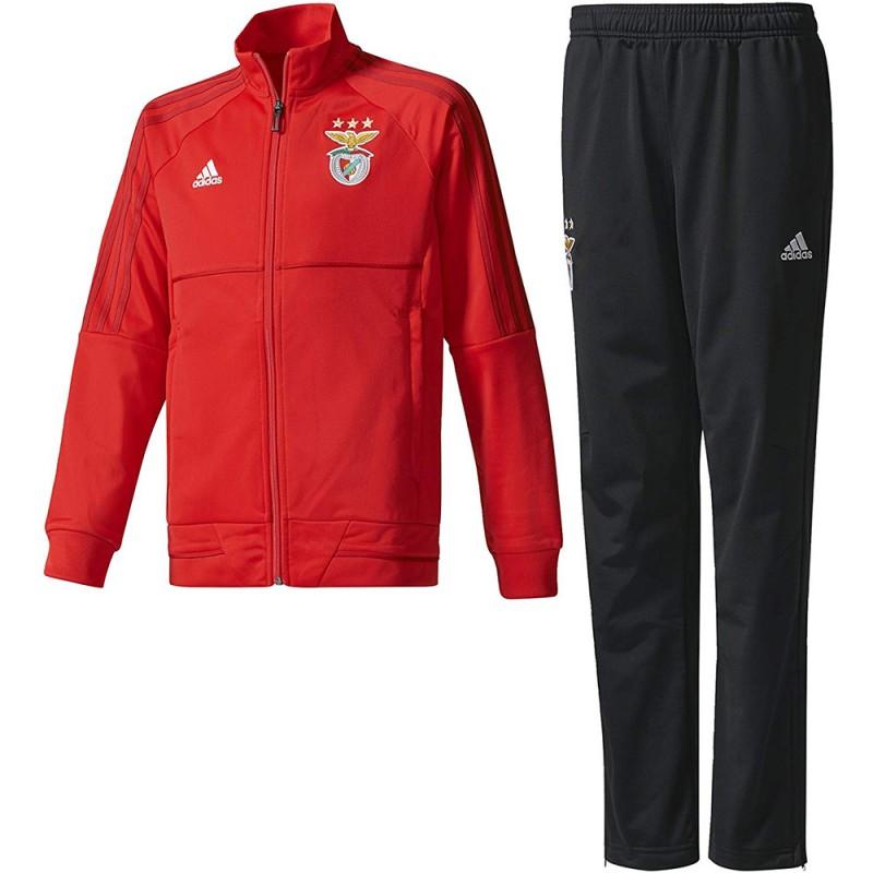 survêtement Benfica Lisbonne Garçon Adidas Pas cher | Espace des Marques
