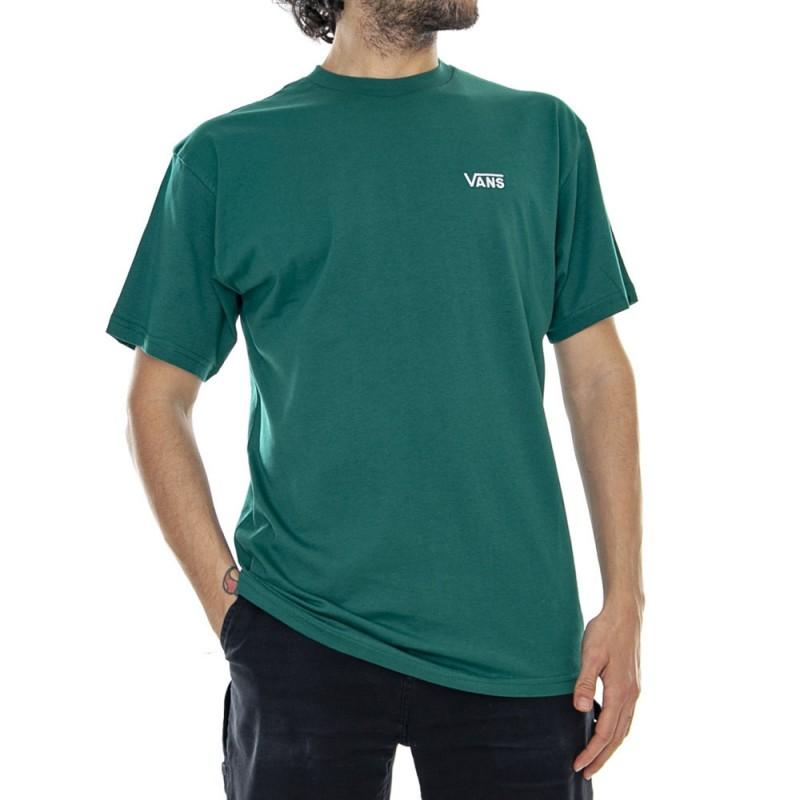 T shirt vert homme VANS pas cher | Espace des Marques