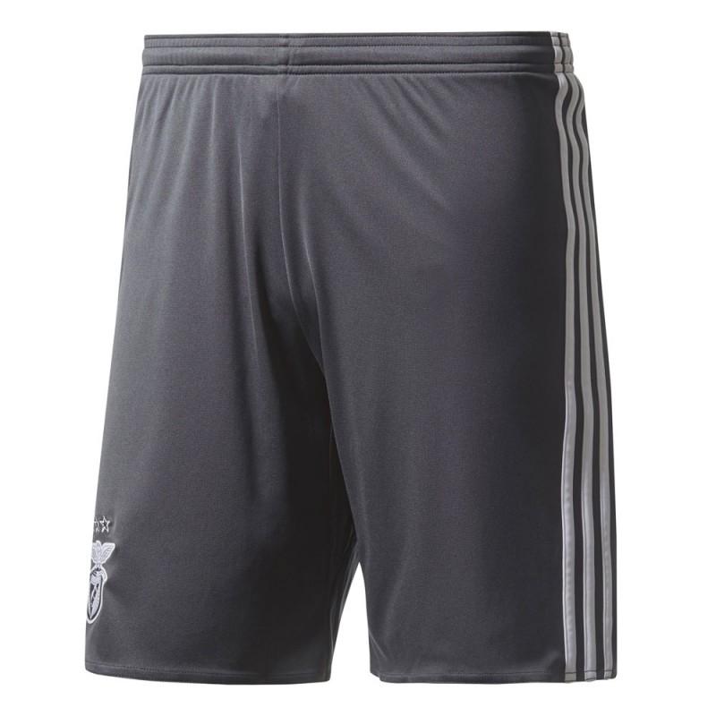 Benfica Lisbonne Short gris foncé homme Adidas | Espace des Marques