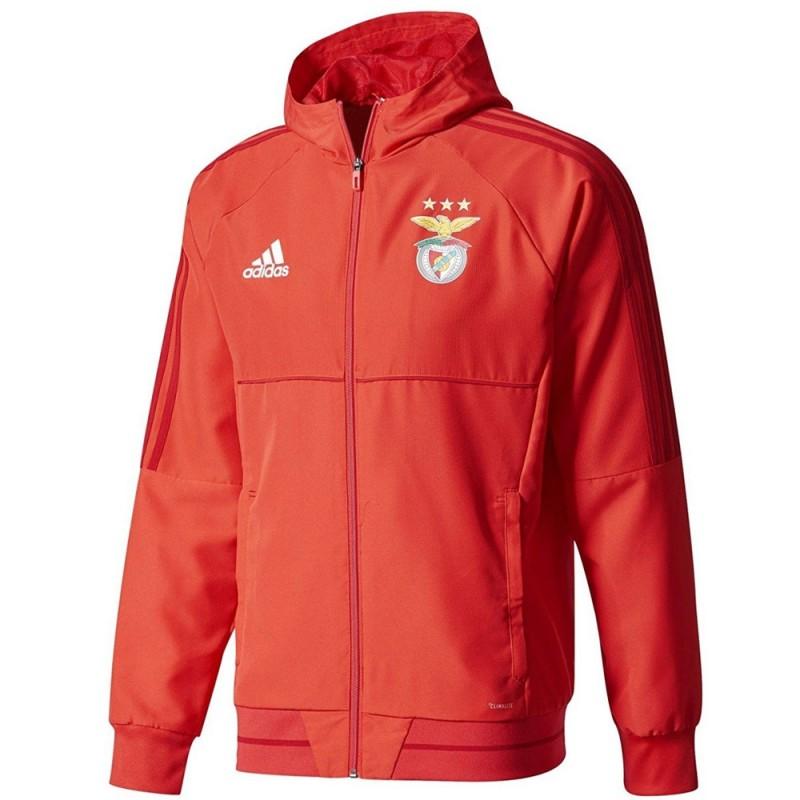 Achat Veste Benfica Lisbonne homme Adidas pas cher | Espace des Marques