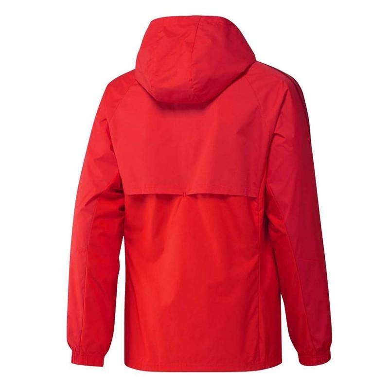 adidas veste homme rouge