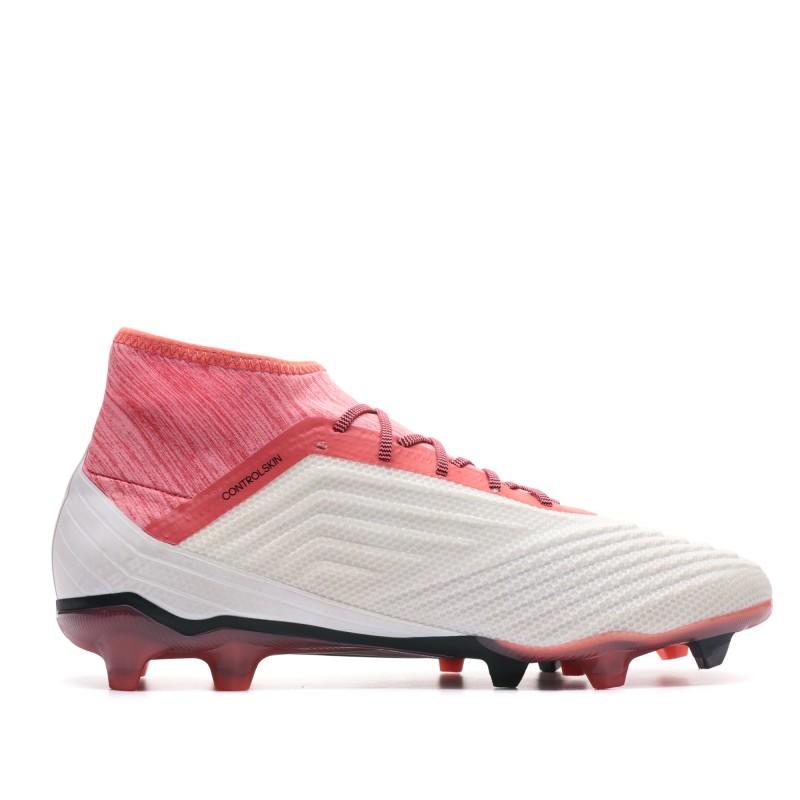 Adidas Predator 18.2 FG Chaussures Football homme | Espace des Marques