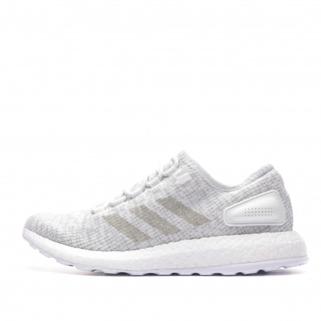Achat Chaussures Running blanc homme Adidas Boost | Espace des Marques