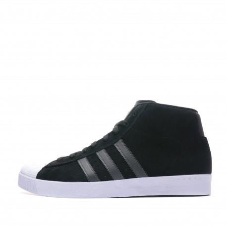 Achat Baskets montantes noir Adidas pas cher | Espace des Marques