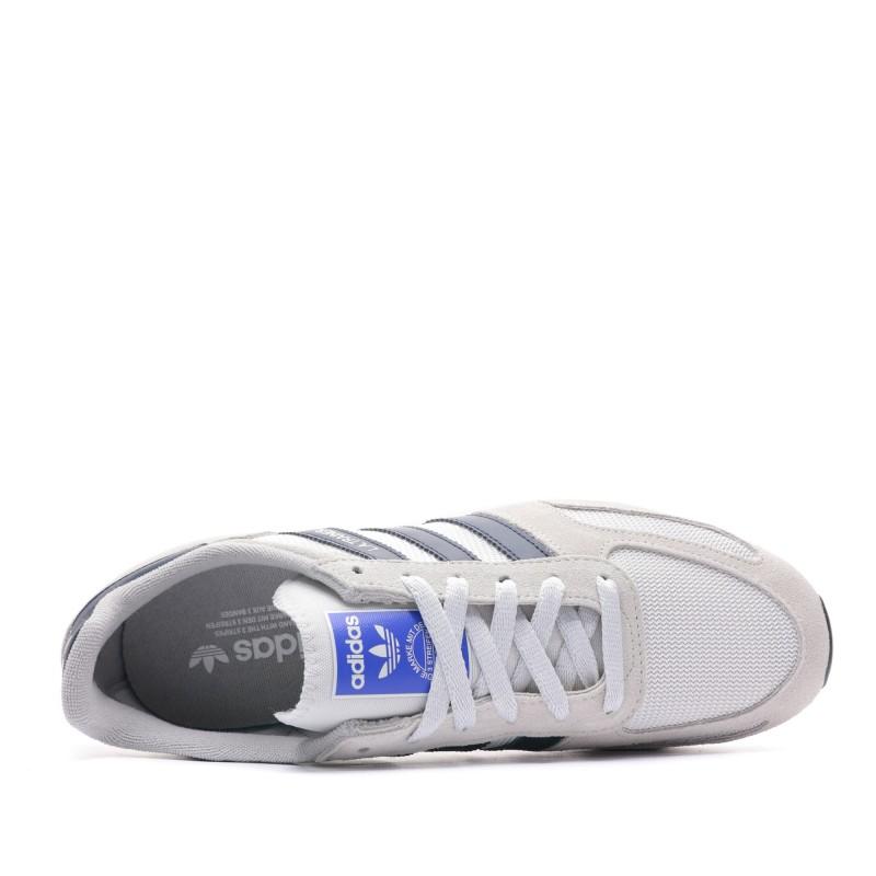 L.A. Trainer chaussure beige homme Adidas pas cher  Espace des Marques