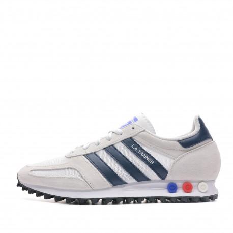 L.A. Trainer chaussure beige homme Adidas pas cher| Espace