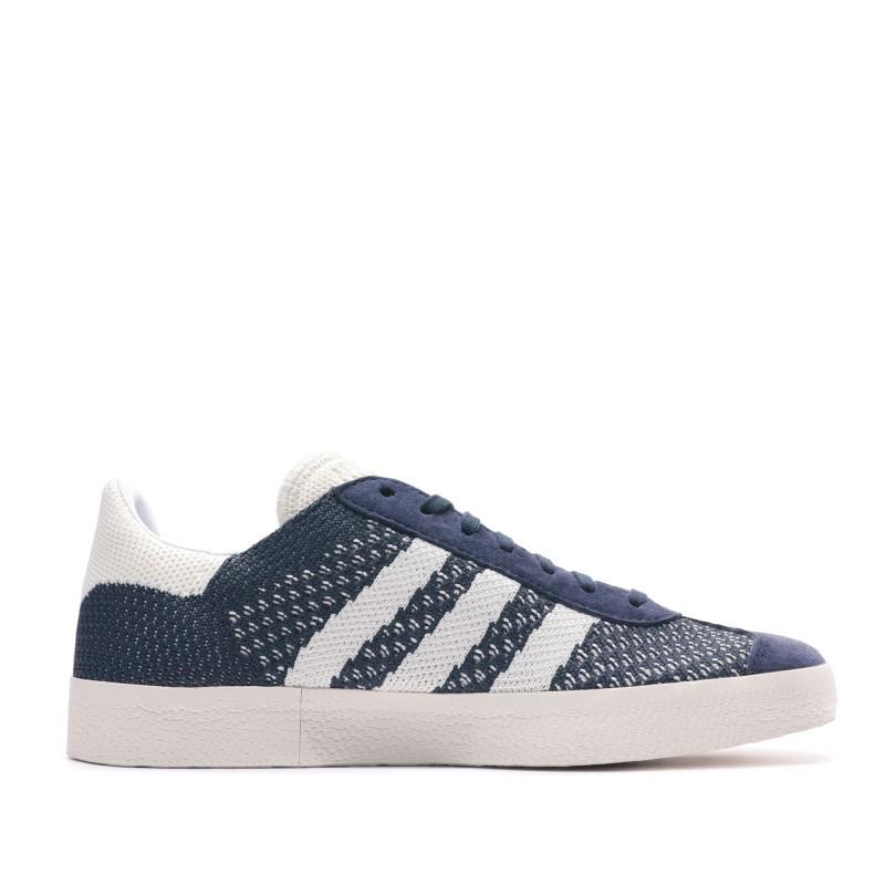 Gazelle Baskets bleu homme Adidas pas cher | Espace des Marques