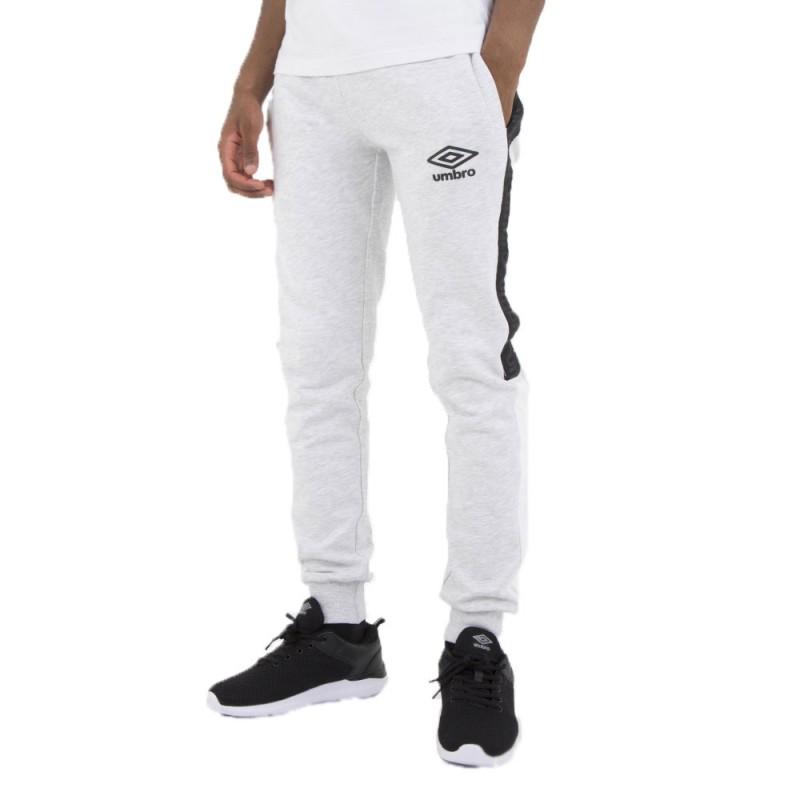 Pantalon de jogging gris homme Umbro pas cher | Espace des Marques