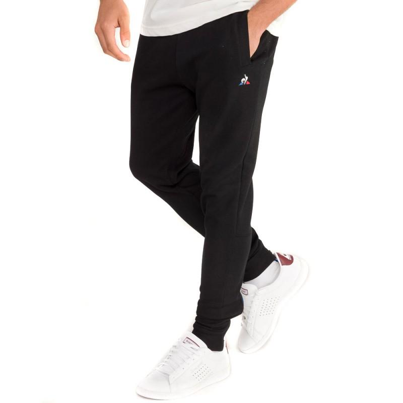 Achat Pantalon survêtement noir Le Coq Sportif