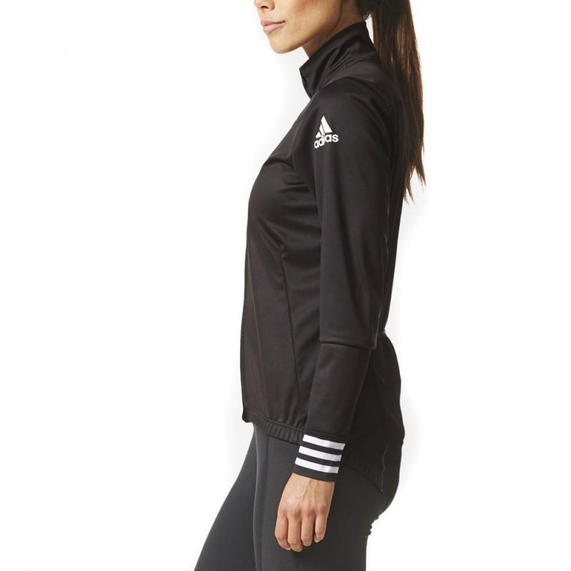 veste femme adidas noir