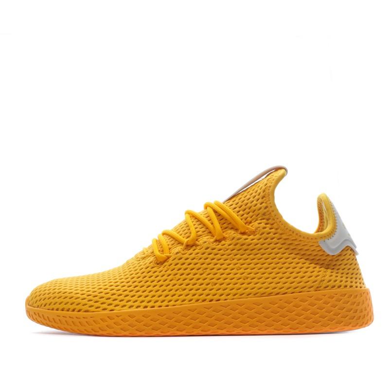 Adidas Pharrell Williams Baskets orange pas cher | Espace des Marques
