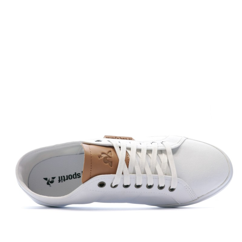 Le Coq Sportif Chaussures Verdon Craft gris marron pas