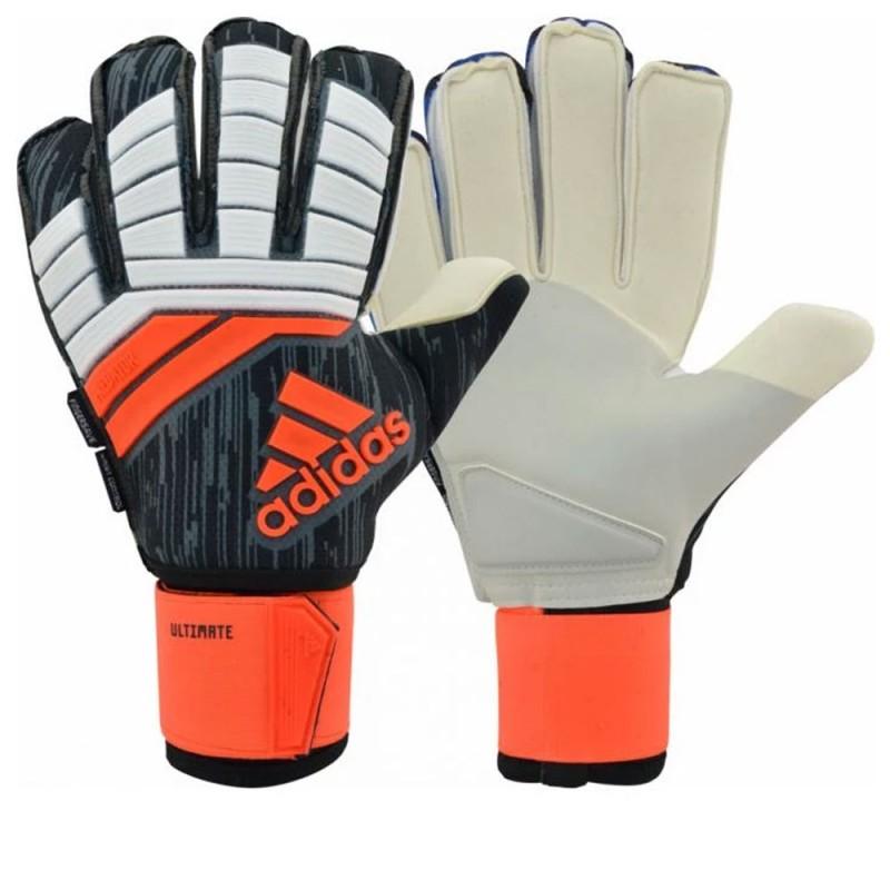 no sale tax top quality big sale Predator Ultimate Gants de foot noir homme Adidas