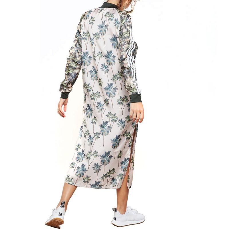 veste longue femme adidas