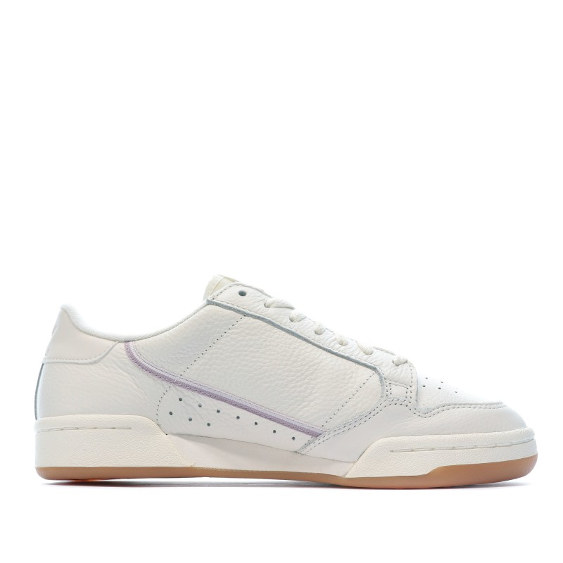 Continental 80 baskets blanches femme Adidas