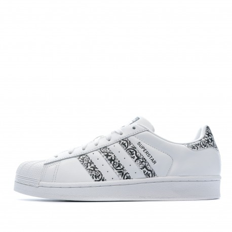 Superstar Baskets blanches femme Adidas