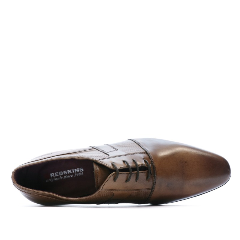 Chaussures marron Homme Redskins Pastour