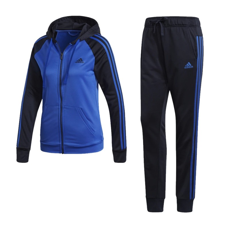 survetement adidas bleu