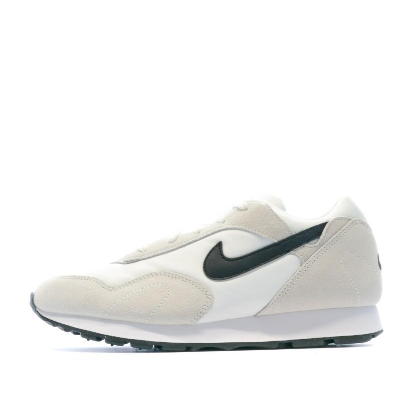Achat Baskets blanches femme Nike pas cher | Espace des Marques