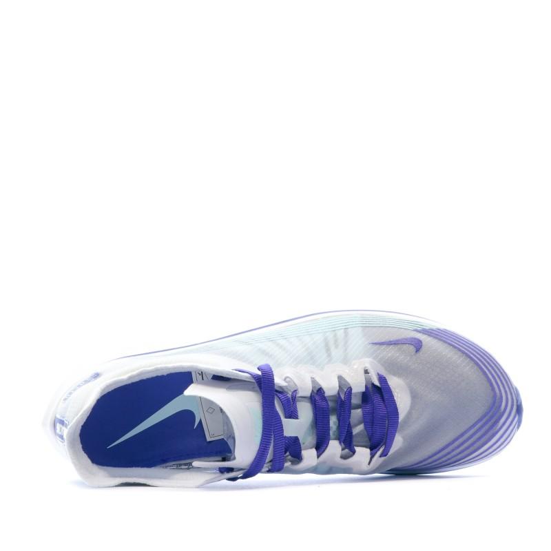 Chaussures de running transparentviolet femme Nike Zoom Fly