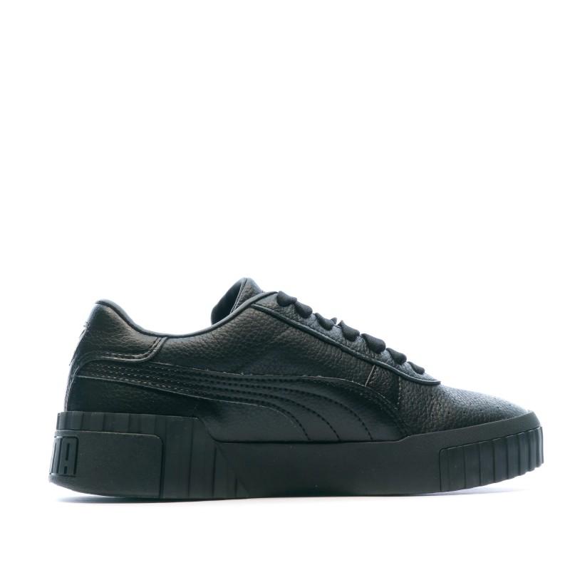 baskets noires femmes puma