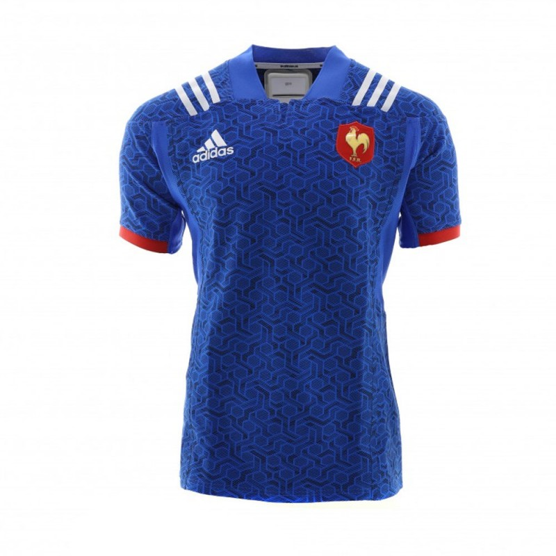 Acheter Maillot domicile femme Equipe France Rugby | Espace des Marques