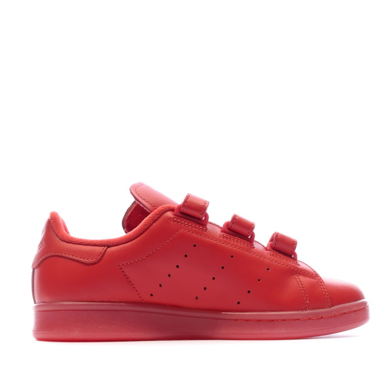 adidas homme rouge stan smith
