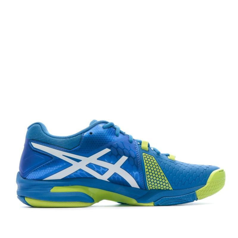 Chaussures de handball bleu homme Asics Gel Blast 7