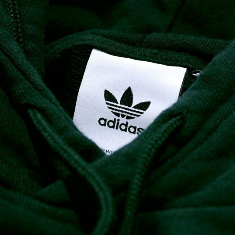 Achat Sweat vert homme Adidas Trefoil pas cher   Espace des