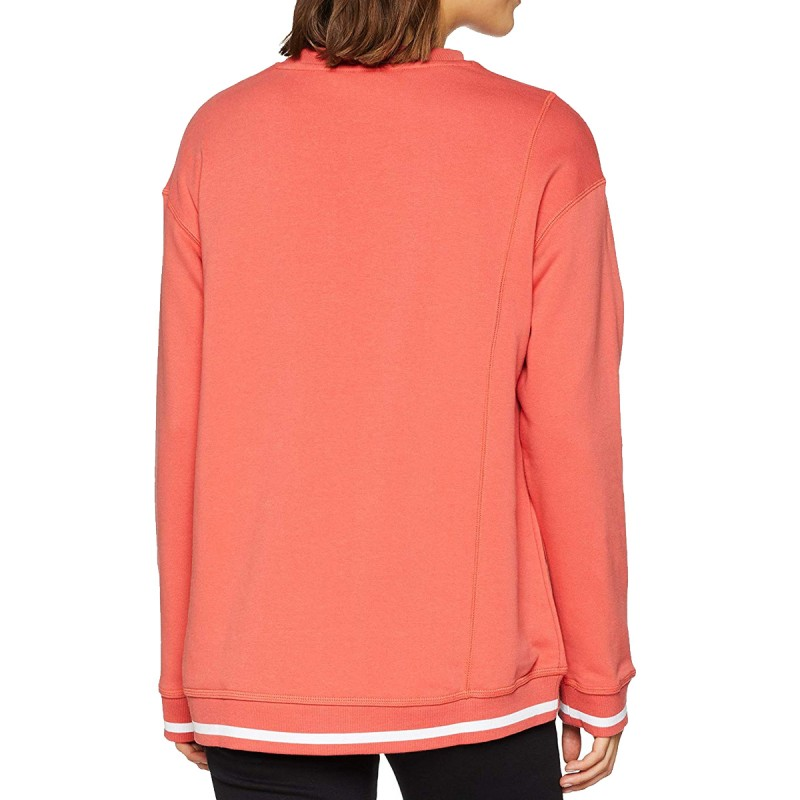 Sweat rose femme Adidas Active Icons pas cher