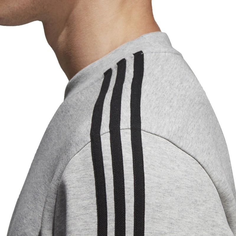 T shirt gris homme Adidas Curated Tee pas cher | Espace des