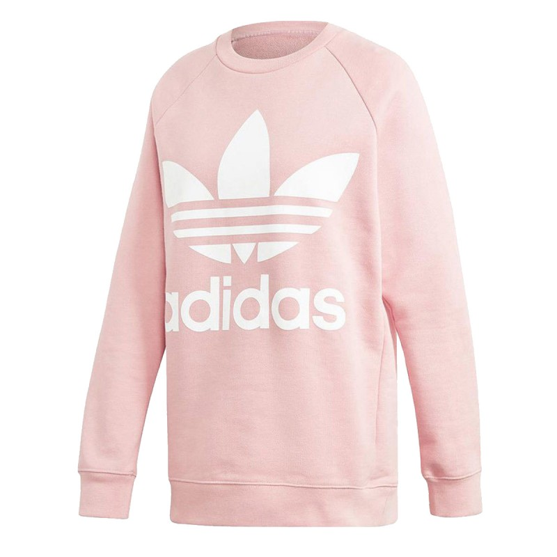 pull adidas fille rose