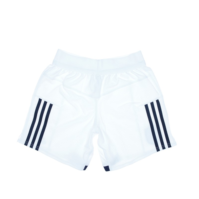 short adidas blanc homme