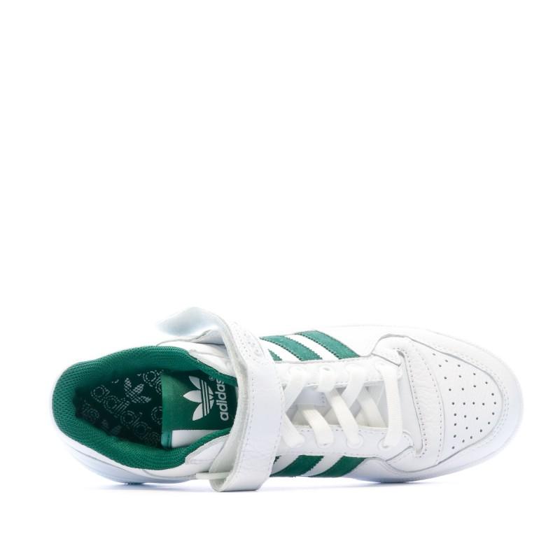 Basket blanches homme Adidas Forum Lo pas cher | Espace des Marques