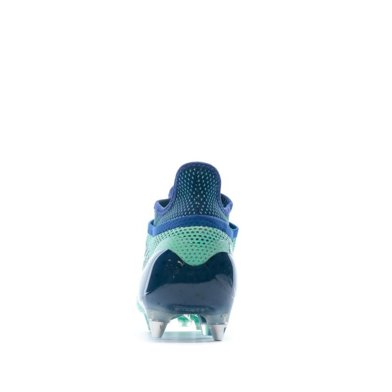 X 17+ SG Chaussures de foot vert homme Adidas