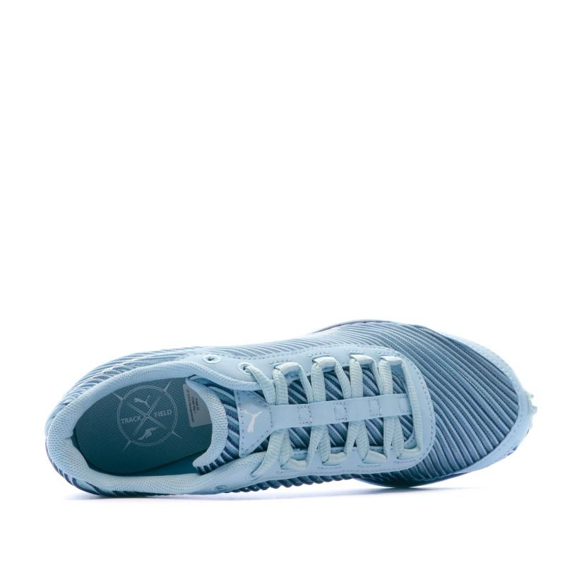 Chaussures à pointes bleu hommefemme Puma Evospeed Haraka 5