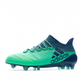 Adidas X 17.1 FG Chaussures de foot cuir pas cher | Espace