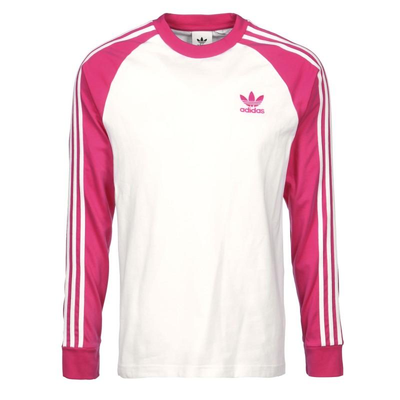 tee shirt adidas femme rose
