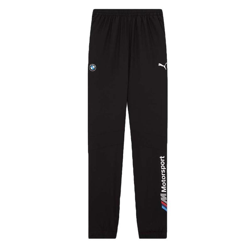 Vêtement Pantalons sport Puma homme Retro Woven Pants taille Gris Polyester