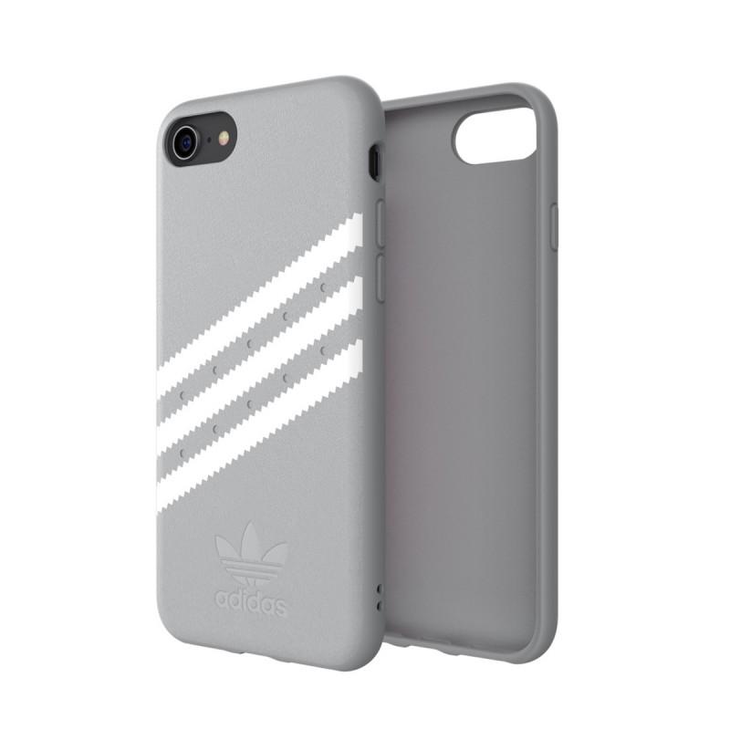 coque iphone 66s78 gris adidas 3 stripes
