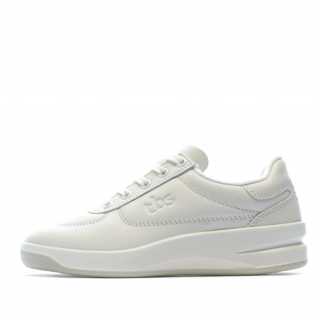 Chaussures blanches femme TBS Brandy