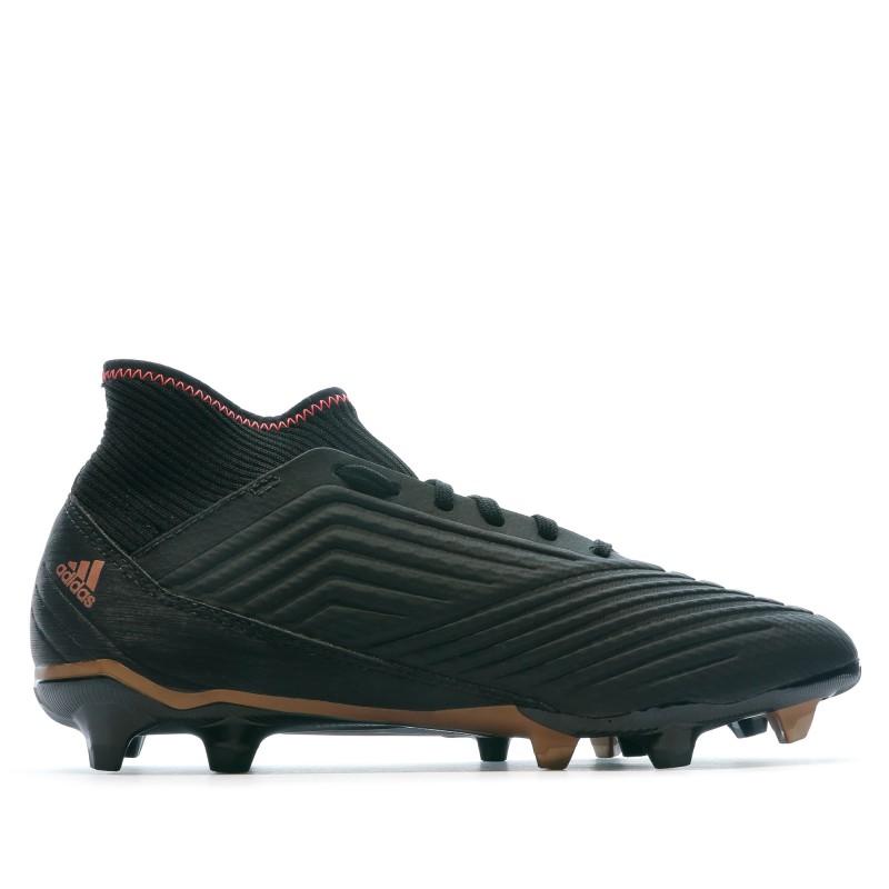 Adidas Predator 18.3 FG Chaussures de foot noir | Espace des Marques