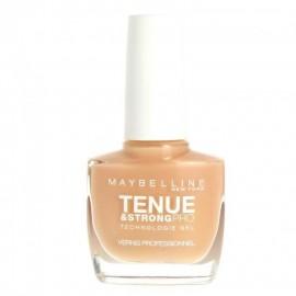 Vernis à ongles Tenue & Strong Gemey Maybelline - 75 Ivoire Rosé pas cher